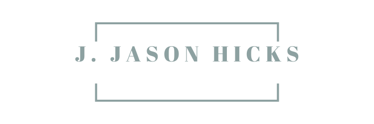 J. Jason Hicks || Author Logo